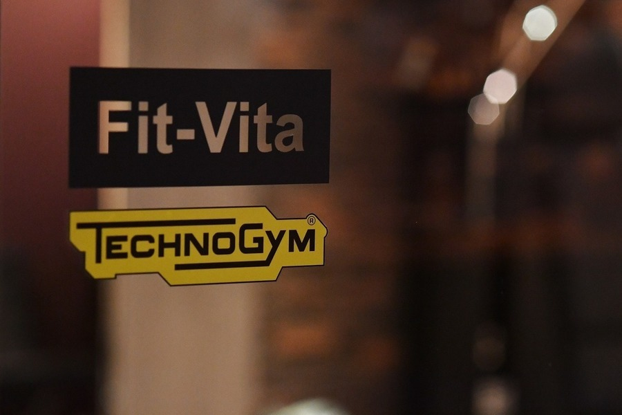 Fit VitaにてLift the weights!
