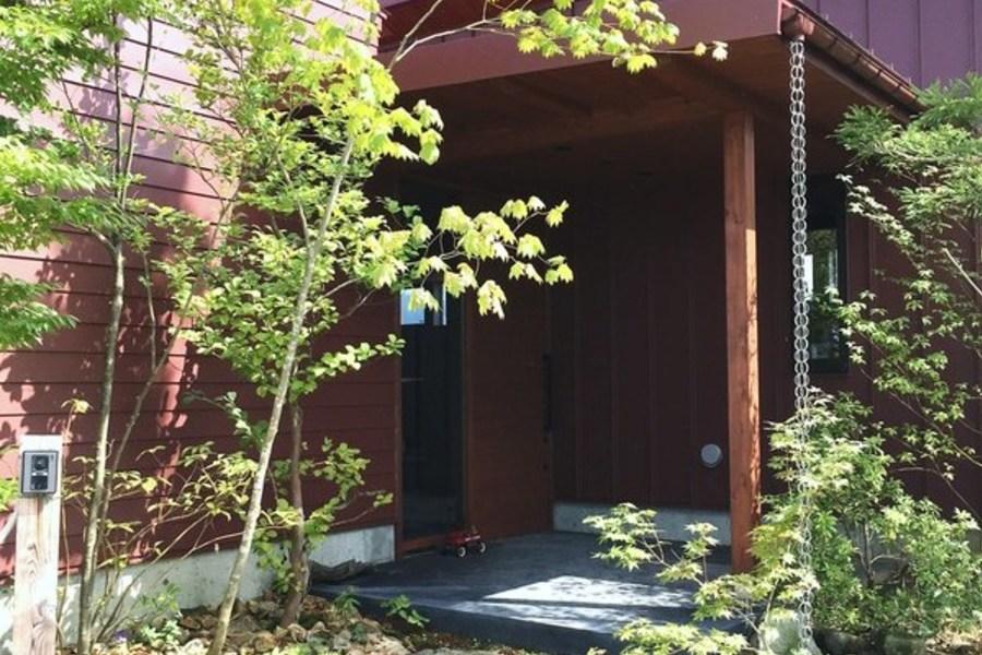 「造園家の家」完成見学会