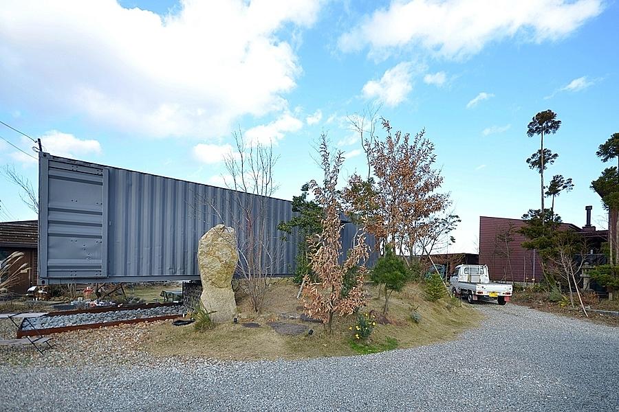 富山市「造園家の家」久しぶりの訪問