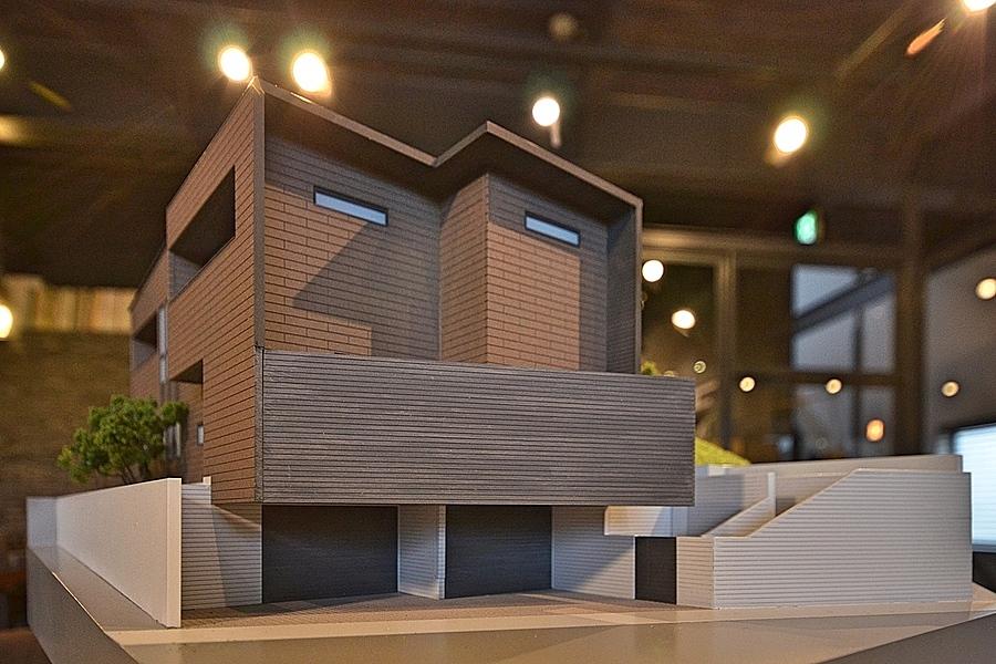 名東区「平和が丘の家」基本設計打合せ 外観編