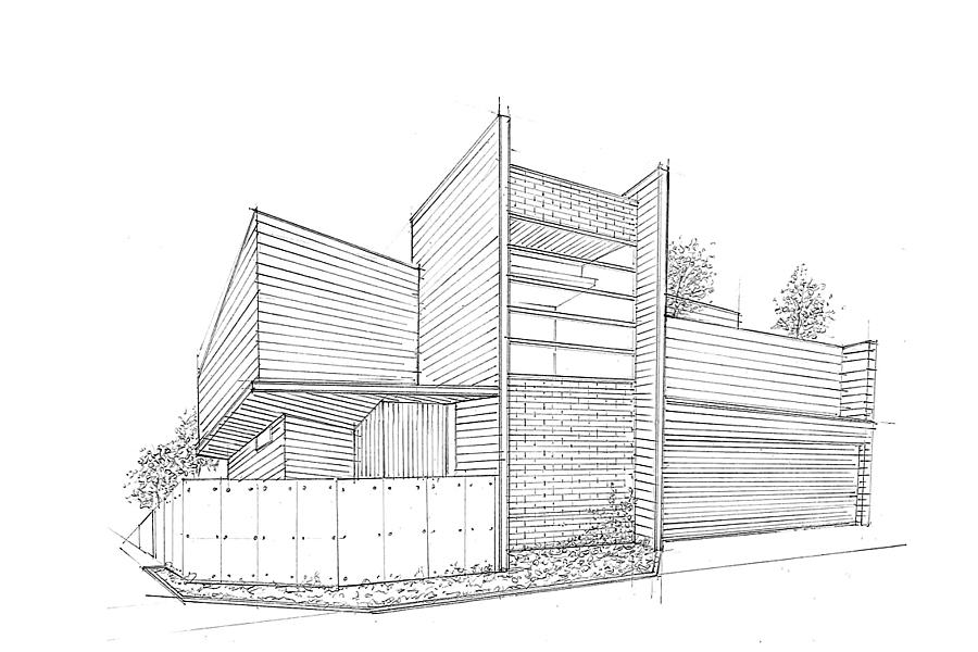 富山県射水市「Casa diagonale」基本設計終了の確認