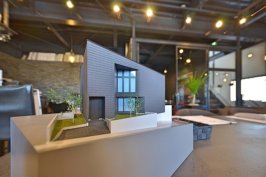 横浜市中区「元町の家」実施設計大詰め