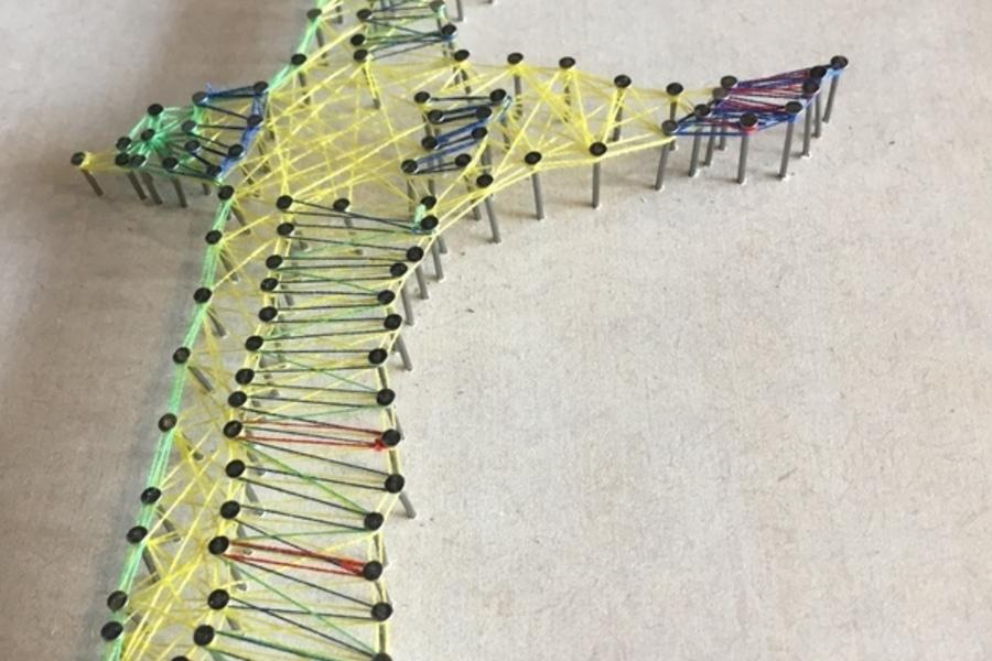 いよいよ来週です!String Art Workshop