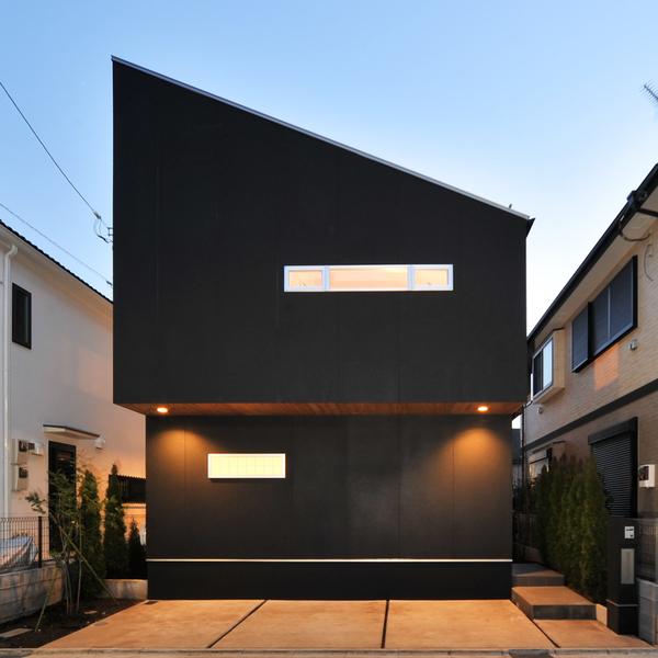 喜多見の家 東京都世田谷区