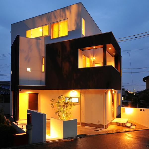パーティーバルコニーの家 愛知県豊明市