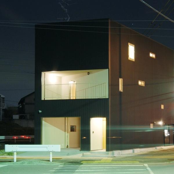 バイカーの家 愛知県名古屋市天白区