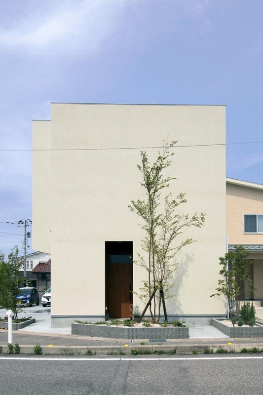 秋吉の家Ⅱ 富山県富山市
