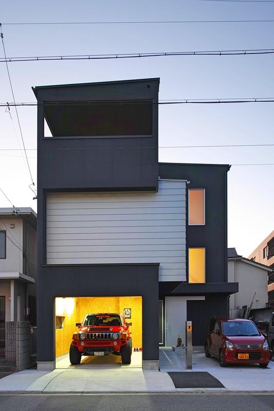 恵方町の三世帯住宅 愛知県名古屋市