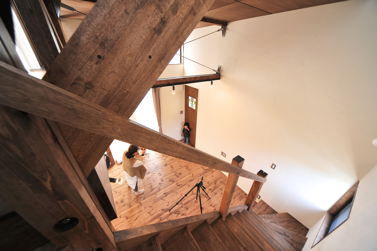 家具と暮らす家 愛知県北名古屋市