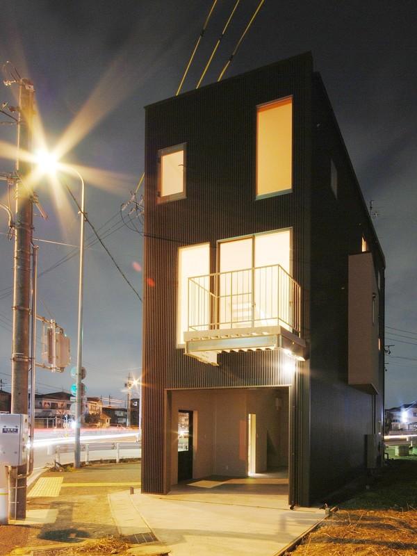 バイカーの家 愛知県名古屋市