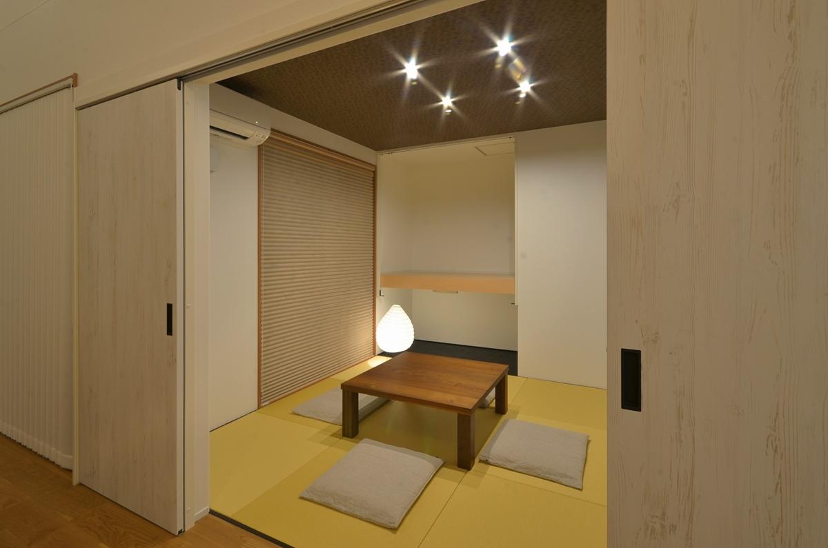 高屋敷の家 富山県富山市