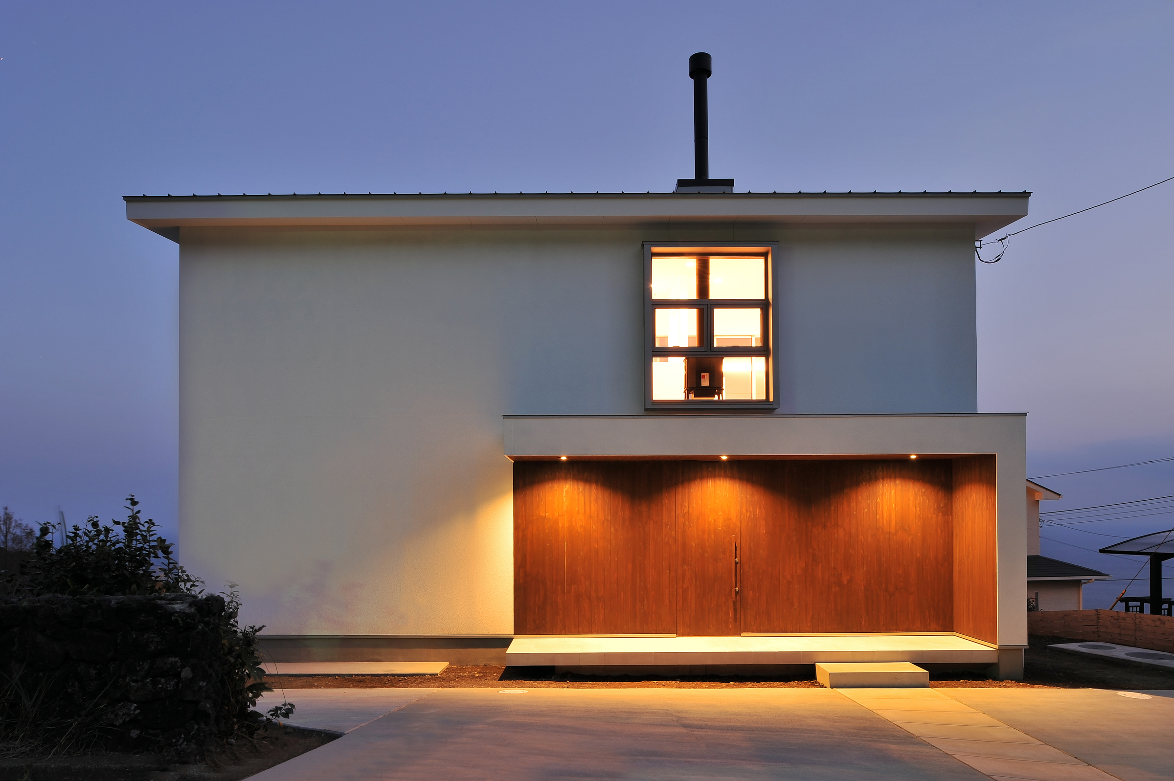 icaaの設計事例「伊東赤沢の家」(静岡県伊東市)