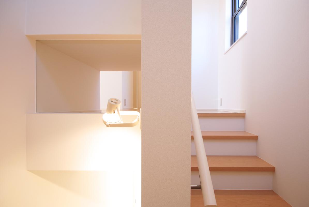 icaaの設計事例「白の二重奏」(岐阜県山県市)