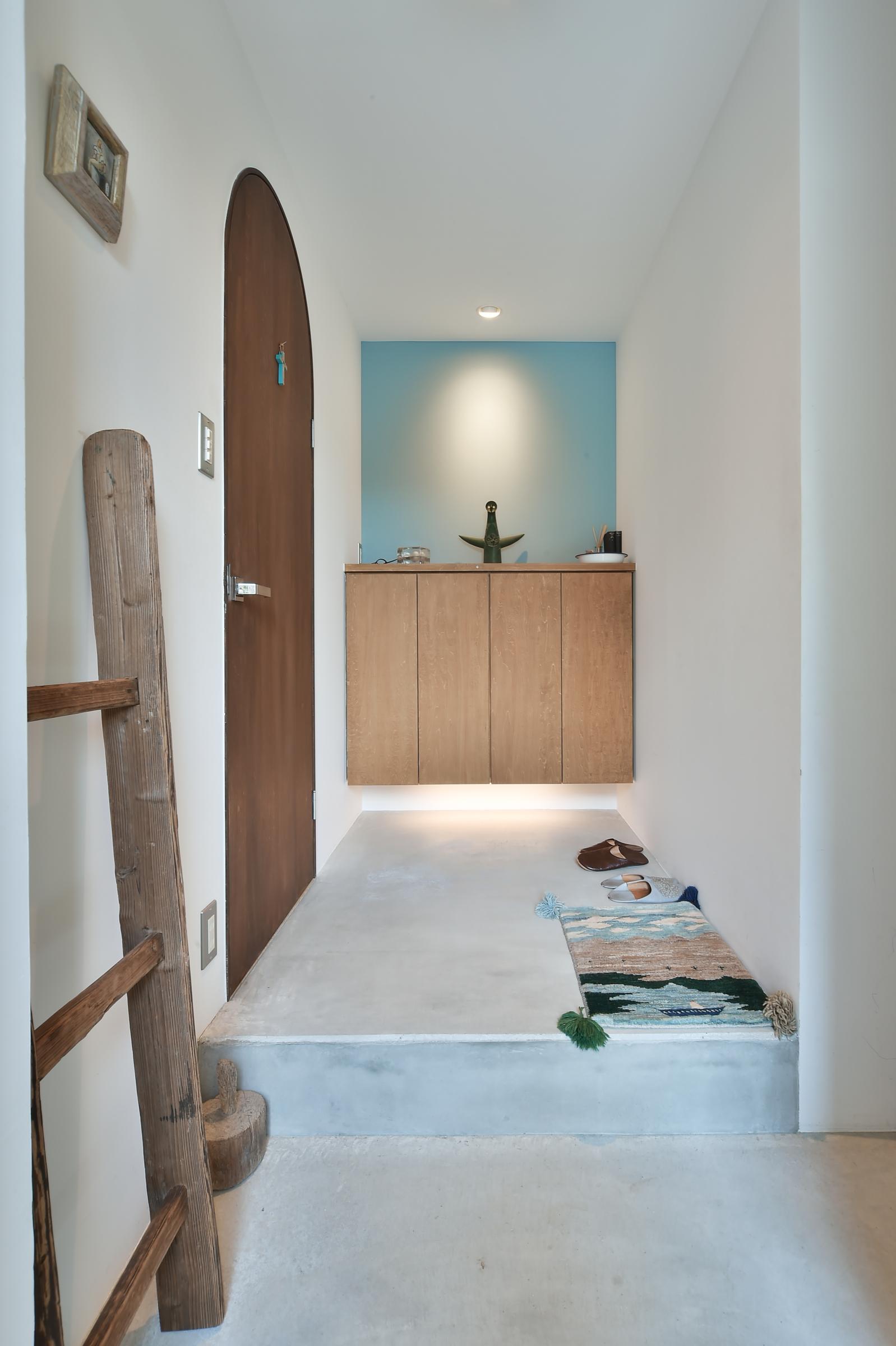 icaaの設計事例「akatukiの家」(三重県四日市市)