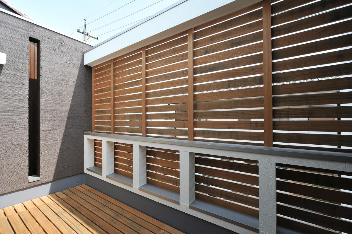 ヨガテラスのある家 愛知県名古屋市